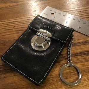 Marc Jacob Card Holder Keychain